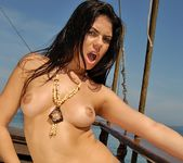 Fabiane Thompson - Naughty Voyager - Mike In Brazil 12