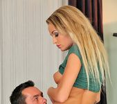 Adele Sunshine - Banging Blondie - Mike's Apartment 6