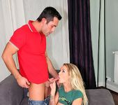 Adele Sunshine - Banging Blondie - Mike's Apartment 7
