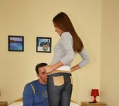 Abby Bynes - Fun With Abby - Mike's Apartment 7