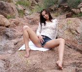 Aidra Fox- hiking vibrations - Nubiles 3