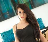 Natasha Belle - Black Bra 2