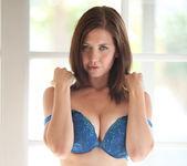 Chrissy Marie - Blue Tanktop 3