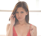 Chrissy Marie - Red Lingerie 2