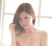 Chrissy Marie - Red Lingerie 6