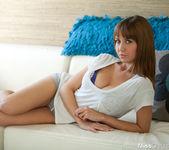 Chrissy Marie - Grey Shorts 2