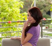 Chrissy Marie - Purple Pajamas 4