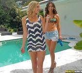 Brianna Ray, Delilah Davis - Sexy Skimmer - MILF Next Door 3
