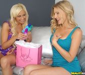 Holly Brooks & Brianna Ray - Skin To Skin - MILF Next Door 2