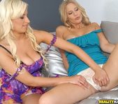 Holly Brooks & Brianna Ray - Skin To Skin - MILF Next Door 5