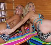 Toni & Brianna Ray - Some Like It Hot - MILF Next Door 3