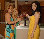 Lana, Brianna Ray, Kristen Cameron - MILF Next Door 6