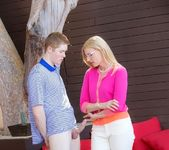 Darryl Hanah, Bailey Blue - Love Lessons - Moms Bang Teens 6