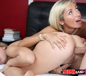 Evita Pozzi & Chastity Lynn - Touch And Feel - Moms Bang Tee 11