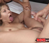 Evita Pozzi & Chastity Lynn - Touch And Feel - Moms Bang Tee 12