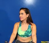 Tessa Arias - Lusty Lifting - Money Talks 7