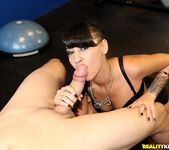 Tessa Arias - Lusty Lifting - Money Talks 9