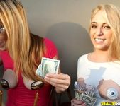 Ava Taylor & Esmi Lee - Pro Blow - Money Talks 3