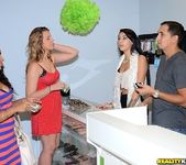 Ava Taylor & Esmi Lee - Pro Blow - Money Talks 4