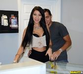 Ava Taylor & Esmi Lee - Pro Blow - Money Talks 6