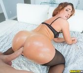 Savannah Fox - Sexy Savannah - Monster Curves 9