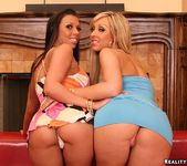 Jessica Lynn, Rachel Starr - Nothing Butt Love 3