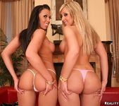 Jessica Lynn, Rachel Starr - Nothing Butt Love 5
