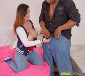 Noelle Easton - Naughty Noelle - Teens Love Huge Cocks 4