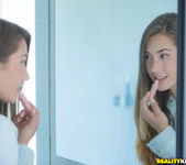 Malena Morgan, Eva Loria - Cute Couple - We Live Together 3