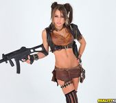 Katsuni, Shyla Jennings & Risi Simms - We Cosplay Together 3