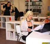 Spencer Scott, Sammie Rhodes & Dani Daniels - Office Play 4