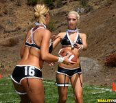 Nina James, Sammie Rhodes, Karlie Montana - Playing For Pink 2