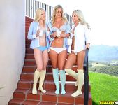 Lux Kassidy, Natalie Nice, Sammie Rhodes - We Live Together 4