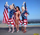Kirsten Price, Lux Kassidy, Sammie Rhodes - United We Stand  5