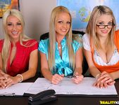 Ashley Roberts, Bree Daniels, Sammie Rhodes - Work Related 2