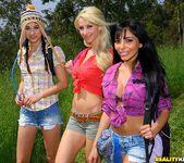 Georgia Jones, Lela Star, Sammie Rhodes - We Live Together 2
