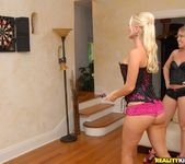Molly Cavalli,Trisha Uptown - Strip Darts - We Live Together 2