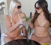 Lynn Love, Molly Cavalli - Strictly Lips - We Live Together 2