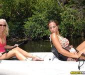 Molly Cavalli, Mulani Rivera - Paddle Me - We Live Together 2