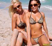 Gracie Glam,Molly Cavalli - Bikini Breeze - We Live Together 3