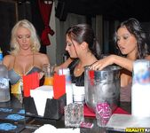 Lana, Mia, Molly Cavalli - Ladies Night - We Live Together 2