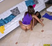 Leilani Leeane, Tatiyana Foxx - Round And Brown 5