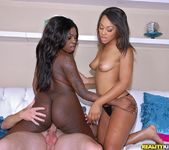 Leilani Leeane, Tatiyana Foxx - Round And Brown 7