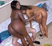 Leilani Leeane, Tatiyana Foxx - Round And Brown 8