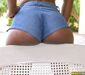 Coco - Love Short Shorts - Round And Brown 2