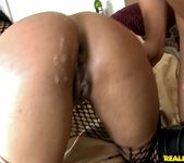 Myeshia Nicole - Master Ass - Round And Brown 12