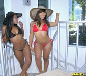 Leilani Leeane, Rane Revere - Nothing But String 3
