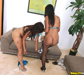 Meng Lee, Prycliss - Piece Of Ass - Round And Brown 5
