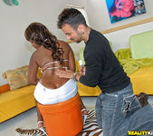 Jazmin Swede - Jizz For Jazmin - Round And Brown 2