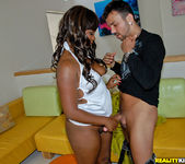 Jazmin Swede - Jizz For Jazmin - Round And Brown 4